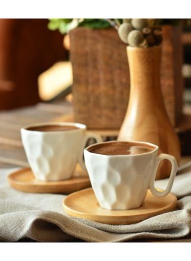 Hull - 2 Kişilik Kahve Takımı-Bambum
